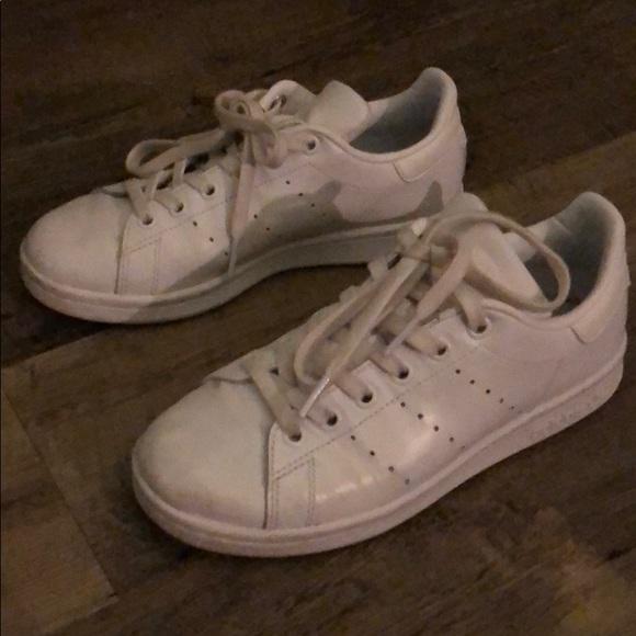 Zapatillas adidas Stan Smith All blanco zapatilla poshmark